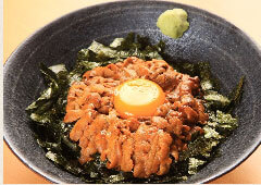 芥屋産贅沢ウニ丼