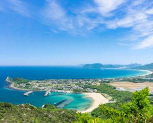 糸島絶景の海