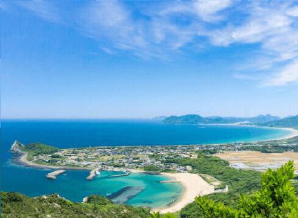 糸島の絶景
