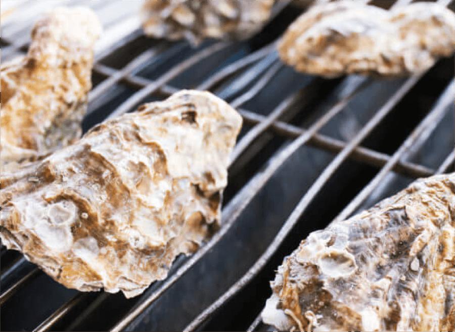 牡蠣の焼き方1