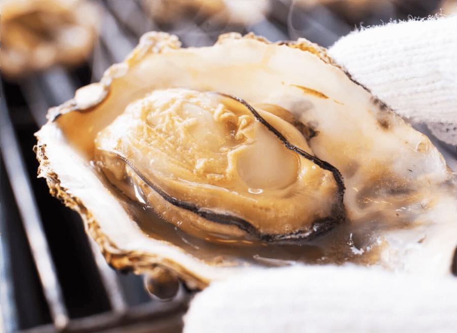 牡蠣の焼き方5