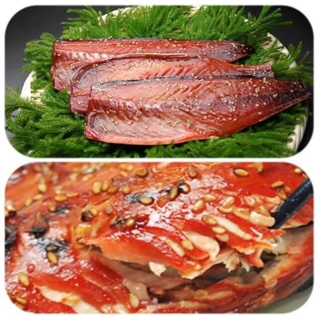 糸島白浜屋,サバの味醂干し,糸島牡蠣小屋,糸島牡蠣